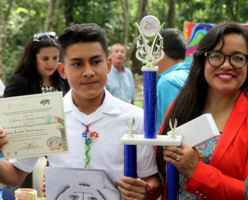 Dibujemos una Honduras Transparente 1