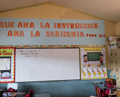 desafios educacion Honduras 2018